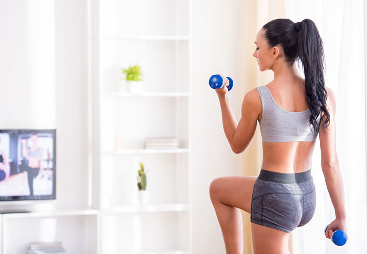 3 EFFECTIVE MACHINES FOR HOME FITNESS