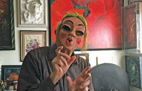 CREATIVE MINDS GRIGUR: THE FACE BEHIND THE MASK